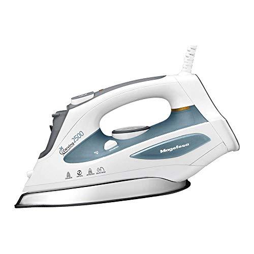 MAGEFESA 02PV6218000 02PV6218000-Plancha a Vapor Modelo Carving MGF6218, 2500 W, 0.3 litros, Aluminio, Acero Inoxidable