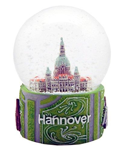 Schneekugel Souvenir Hannover Rathaus No 30024