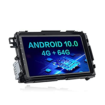 Dasaita 9  Android 10.0 Head Unit for Honda Vezel HR-V HRV 2013 2014 2015 2016 2017 2018 2019 GPS Navigation for Car with Carplay Android Auto Mirror Link Multimedia Player Steering Wheel Control