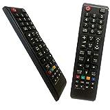 iLovely Nuevo Mando Samsung BN59-01175N Mando a Distancia para Samsung TV LED LCD UA85JU7000W...