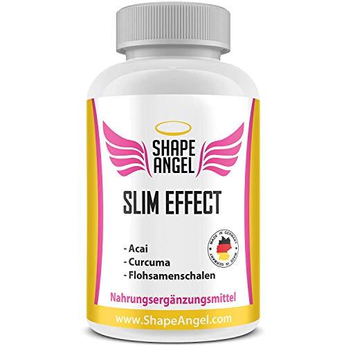 Slim Effect - Appetithemmer Und Fettverbrenner - Speziell Für Frauen - Appetit Control - Schnell Abnehmen - Appetitzügler Gegen Heißhunger Von Shape Angel