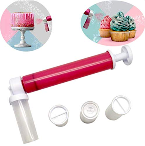 MANUAL AIRBRUSH For Cake DIY, MANUAL AIRBRUSH For Cake DIY Baking, Cake...