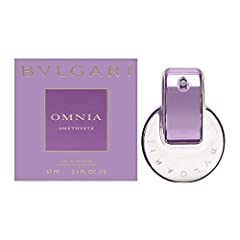 Inspired by the shimmering hues of the amethyst gemstone, this floral Eau de Toilette captures the myriad scents of iris and rose gardens caressed with morning dew Top Notes: Lemon, Green Notes Middle Notes: Iris, Bulgarian Rose Base Notes: Woodsy No...