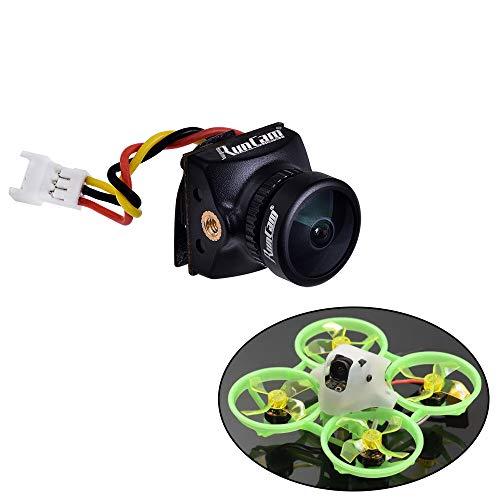 RunCam Nano2 FPV Camera 700TVL 1.8mm FOV170 Degree CMOS NTSC Mini FPV Camera for Skystars Tiny Frog and Twig 115mm Nano2 Version FPV Racing Drone Quadcopter
