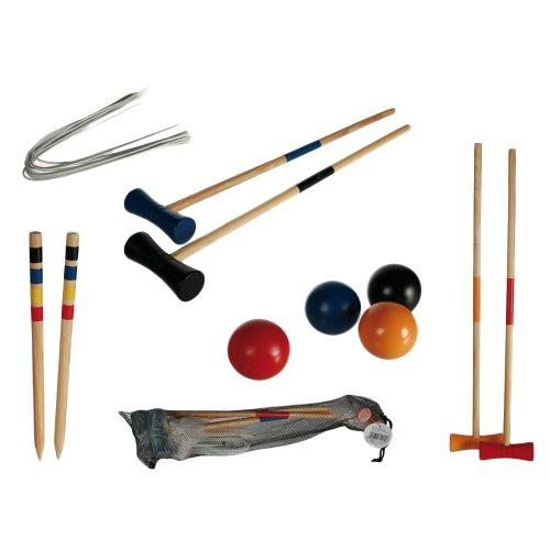 Doridia Imports – Juego de croquet Madera para Niños en R
