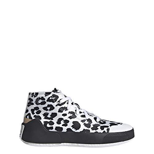 adidas by Stella McCartney Treino Mid-Cut Print Shoes Women's, White, Size 9.5