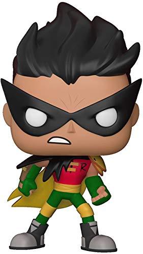 Funko Pop!- Teen Titans Go: TNBTS Robin Figura de Vinilo (28678)