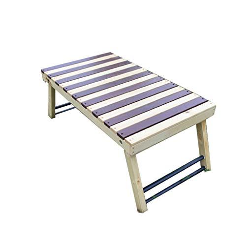 QFF-Bureau d'ordinateur Table à rayures, balcon du salon Petite table à manger Table en bois massif pour ordinateur portable Panneau de séparation Table de lit de refroidissement Pliable Portable Tabl