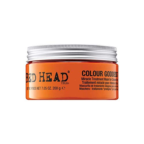 Tigi BED HEAD Colour Goddess Miracle Treatment Mask, 1er Pack (1 x 200 g)