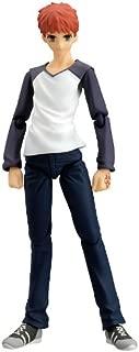 Max Factory Fate/Stay Night: Shirou Emiya Figma Action Figure