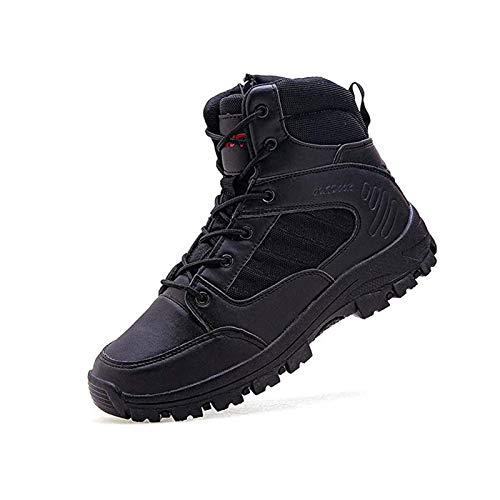 Military Camping Shoes Military Boots Ankle Boots Outdoor Wear Men