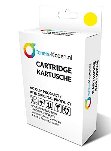 Huismerk inkt cartridge voor Brother LC 121 LC 123 magenta Toners-kopen_nl