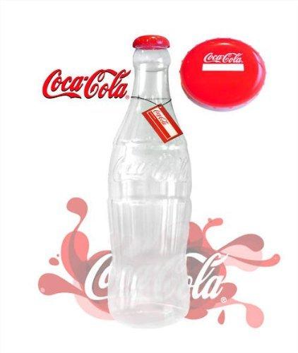 2ft gigante plástico botella de Coca Cola dinero Piggy Banco