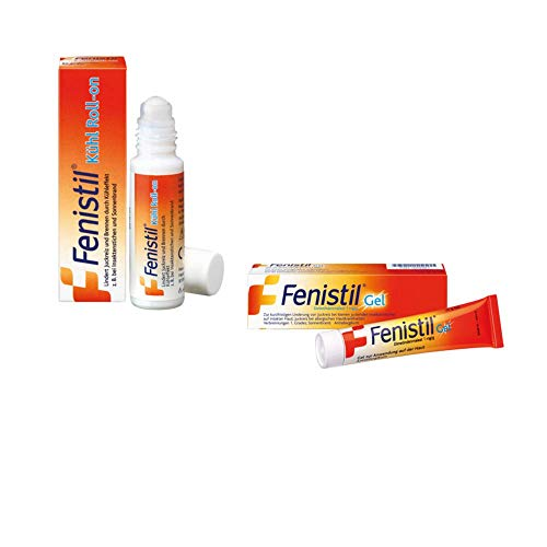 Fenistil Gel 50 g plus Roll On Kombipack