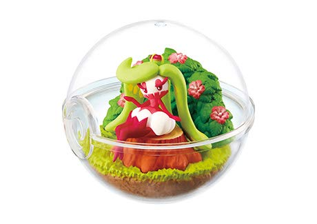 Unbekannt Pokemon Pokeball Terrarium Figure Collection Alola Region 2~Amajo Tsareena