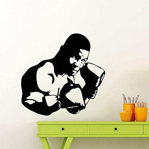 BailongXiao Sport Boxer Wandaufkleber Champion Boxhandschuhe Worko