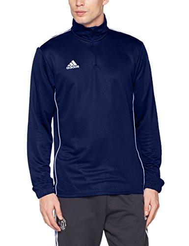 adidas Camiseta Entrenamiento Core 23 Fútbol, Hombre, Azul (Dark Blue/White), M