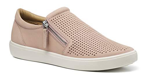 hotter Women's Daisy Deck Shoes Blush 10 US Deck Shoes