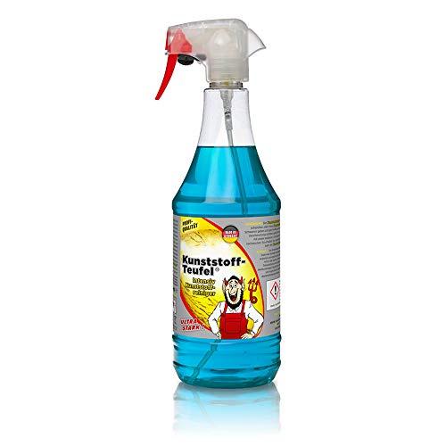 TUGA Chemie Tep-KT-1-NL Kunststoff-Teufel Limpiador Universal de plástico-azul-1000ml