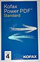 Kofax Power PDF Standard v4.0 5-User License
