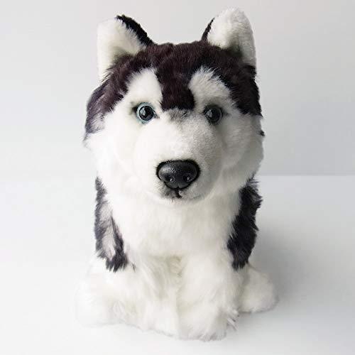 "Faithful Friends Siberian Dog Stuffed Animal 12""/30cm"