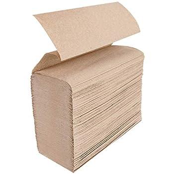 Perfect Stix Multi Fold Kraft Paper Towels - Case of 8/250cts=2,000