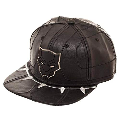 Bioworld Merchandising / Independent Sales Black Panther Suit Up Snapback Standard