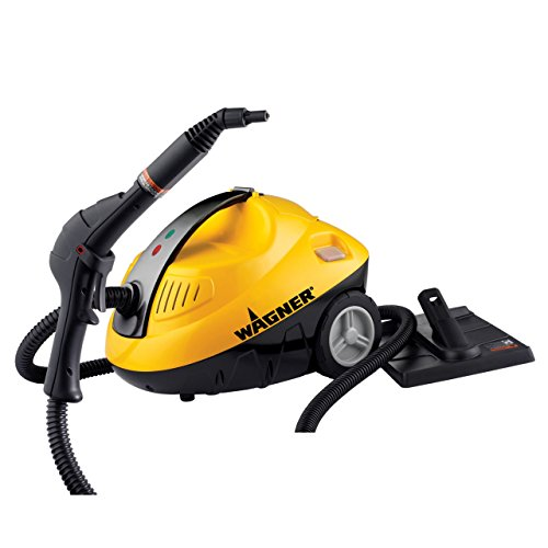 Wagner Spraytech Wagner 0282014 915 On-Demand Steam Cleaner, 120 Volts, 1-(Pack), Yellow (Renewed)