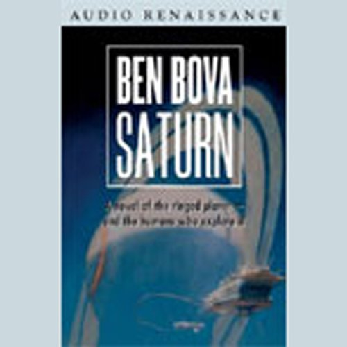 Saturn audiobook cover art