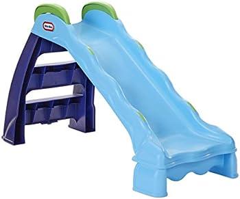 Little Tikes 2-in-1 Indoor-Outdoor Wet or Dry Slide