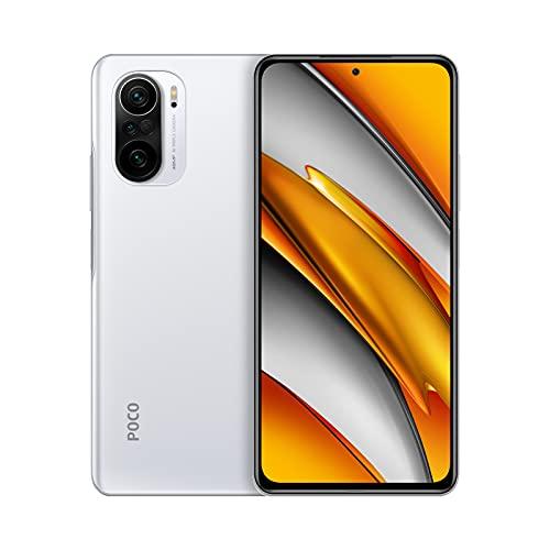 Xiaomi Poco F3 - Smartphone 128GB, 6GB RAM, Dual Sim, Arctic
