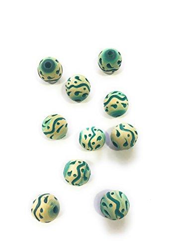 5 sizes mixed-5pcs Guofa Lot de 10 cerceaux /à broder ronds en bambou naturel 12,7 x 15,2 x 20,3 x 22,9 cm