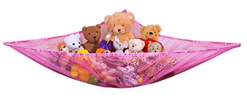 Jumbo Toy Hammock - Organize stuffed animals or children