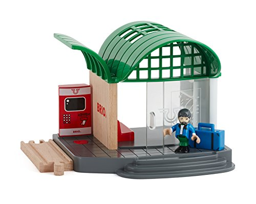 BRIO World  - 33745 - GARE SONORE