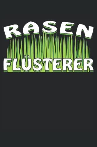 RASEN FLÜSTERER: Liniert, kariert und...
