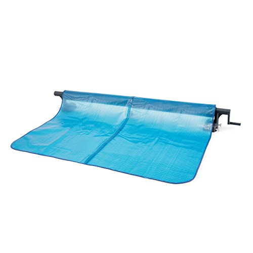Intex Solar Cover Reel, for 9ft - 16ft Wide Intex Above Ground Pools