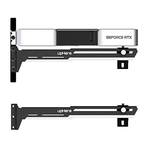 upHere Grafikkarte GPU Brace Support-Videokarte Sehnenhalter/Holster-Halterung, GPU Halterung,Einzelsteckkarten,G27654