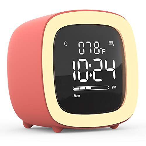 Our #5 Pick is the Lielongren Alarm Clock for Kids