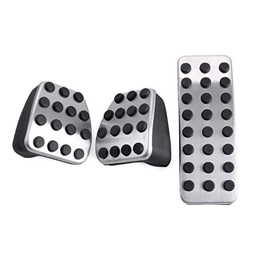 Pedalkappen-Set Auto Fußpedal Set Kann for Car Accessories- A B GLA CLA A160 W168...