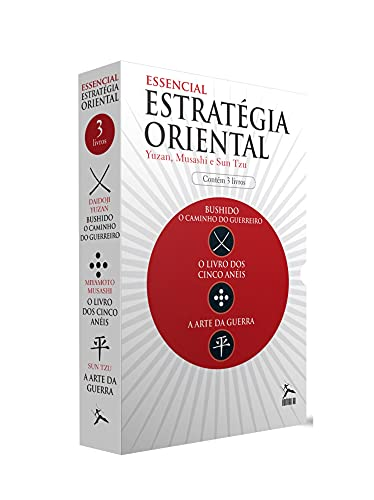 Essencial da Estratégia Oriental - Caixa com 3 Volumes
