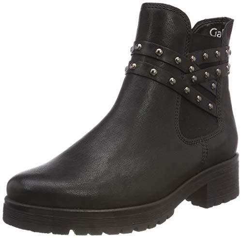 Gabor Shoes Damen Comfort Sport Stiefeletten, Schwarz (Mel.) 27, 41 EU