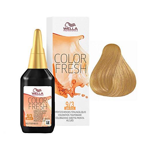 Color Fresh Nr. 9/3 biondo chiarissimo dorato 75 ml