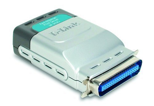 D-Link DP-301P+ 10/100TX 1-Centronic Port Print Server