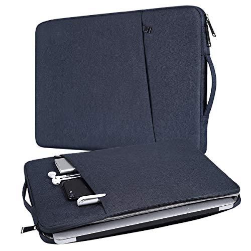 Laptoptasche mit Griff für Lenovo Flex 14 Chromebook S330 Zoll (35,6 - 38,1 cm), Dell XPS 15, Acer 14, HP Pavilion X360 14/Chromebook ASUS LG und die meisten Laptops cm)
