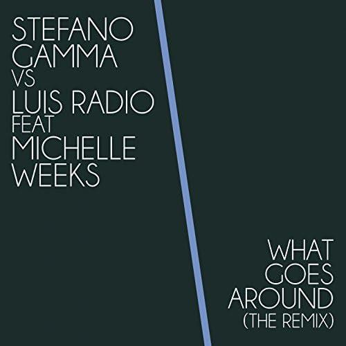 Stefano Gamma & Luis Radio feat. Michelle Weeks