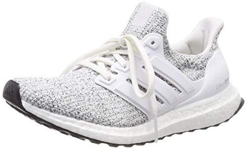 adidas Ultraboost W, Zapatillas Mujer, Blanco (Ftwbla/Ftwbla/Nondye 000), 37 1/3 EU