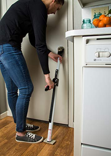 Buddybar Door Jammer Home Security Door Bar 4