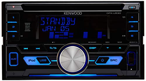 Kenwood (KENWOOD) car Audio 2DIN Size DPX-U530