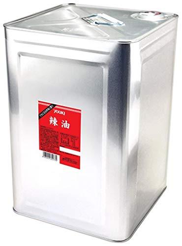 YOUKI ユウキ ラー油 16.5kg 1個 ZTHCQ