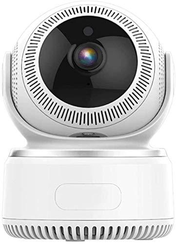 YAYY Full HD 1080P kamera bezpieczeństwa smartfon aplikacja bezprzewodowa kamera do monitorowania zwierząt domowych i niemowląt kamera domowa z noktowizorem praktyczna aplikacja (aktualizacja)